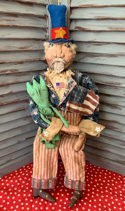 Patriotic Sam and Liberty