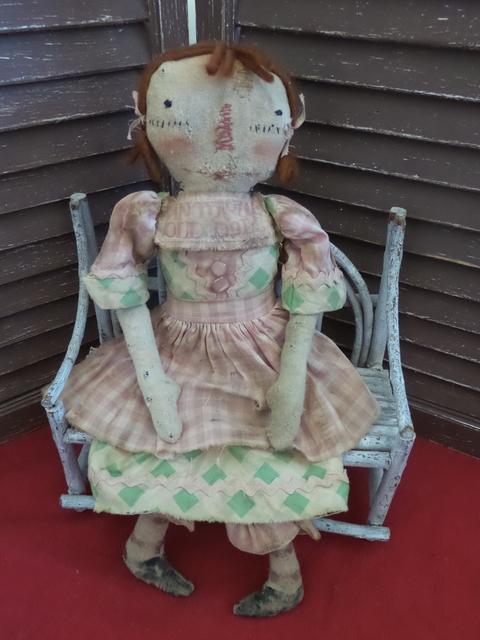 Vintage Raggedy Ann